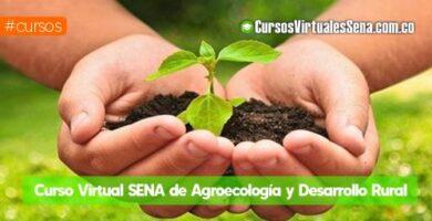 agroecologia y desarrollo rural sena