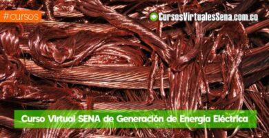 curso de energia electrica sena