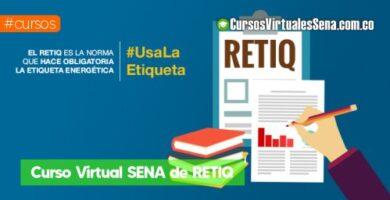 curso de retiq sena virtual