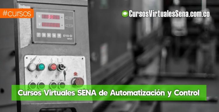 curso de automatizacion industrial sena virtual