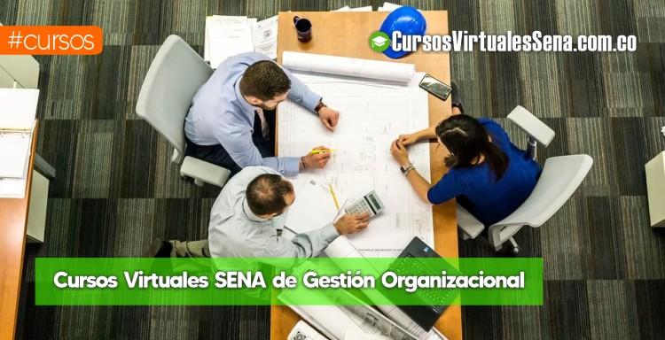 cursos de gestion organizacional del sena virtual