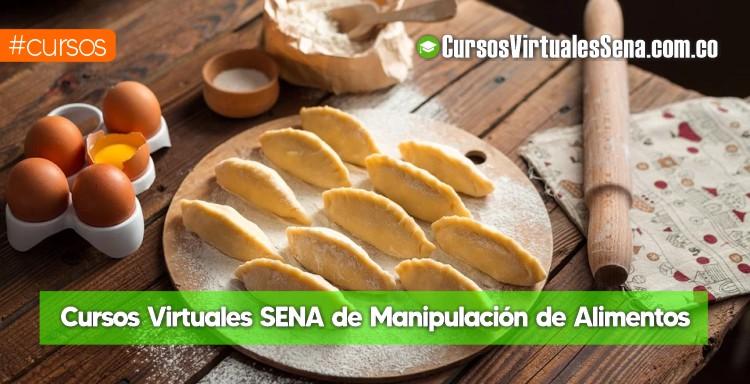 curso de manipulacion de alimentos virtual gratis