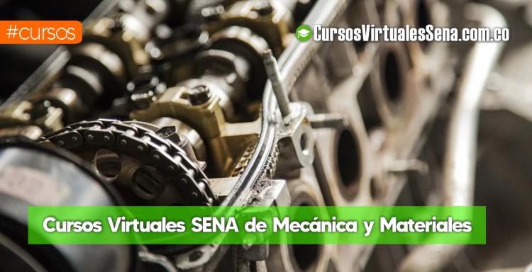 cursos de mecanica en el sena virtual